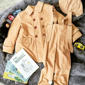Vintage Union Made Boys 3 Piece Winter Outfit